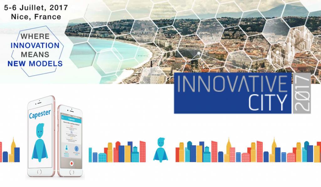 OrbiCité présentera CAPESTER durant Innovative City 2017 à l'Acropolis de Nice