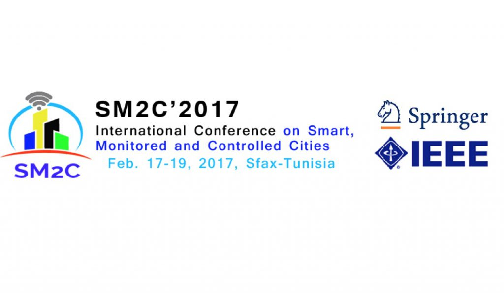 Sfax, Tunisia - International Conference on Smart, Monitored and Controlled Cities