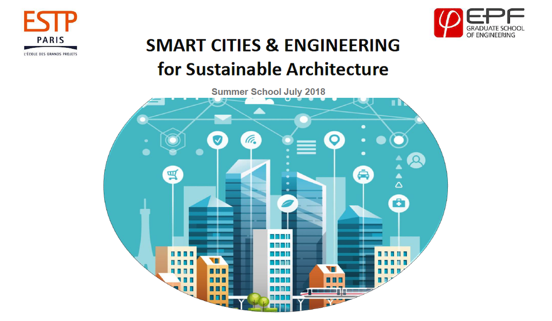 Smart Cities & Engineering for Sustainable Architecture