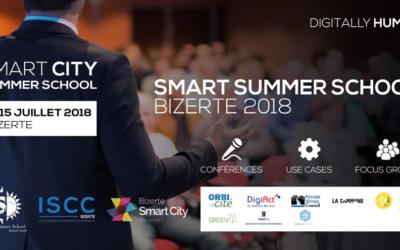 Une Smart Summer School à Bizerte, en Tunisie